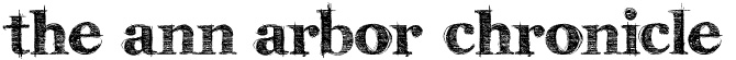 The Ann Arbor Chronicle masthead