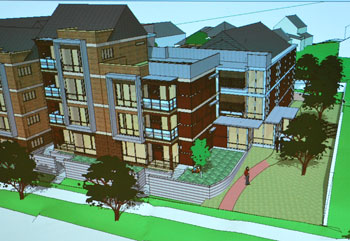 Near North Avalon Housing affordable housing Ann Arbor