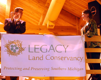 Legacy Land Conservancy Mugs