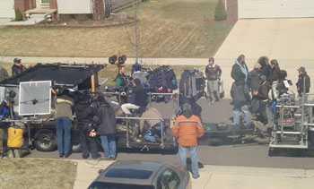 Betty Anne Waters Ann Arbor Area Filming