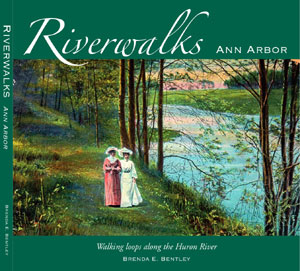 Book cover of Riverwalks by Brenda Bentley