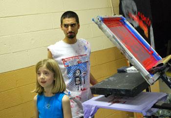 MiniMaker Faire Ann Arbor 2009