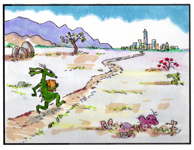 Cartoon Bezonki Ann Arbor Chronicle