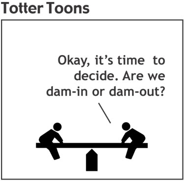 Teeter Totter cartoon