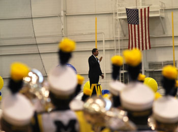 University of Michigan Marching Band