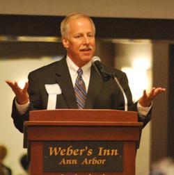 Varsity Ford Ann Arbor >> The Ann Arbor Chronicle   Gubernatorial Candidates Outline ...