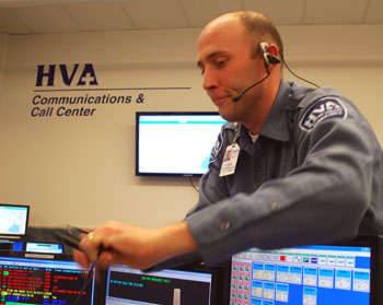 Huron Valley Ambulance Call Center