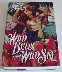 "Book cover of ""Wild Bells, Wild Sky"""