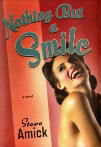 "Book cover ""Wearing Nothing But a Smile"""