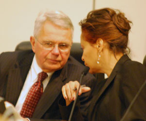 Bob Guenzel, Verna McDaniel
