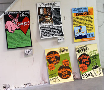 Zingerman's Posters