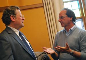 Tom Luczak, Rick Perlman