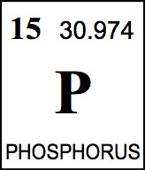 Phosphorus periodic table