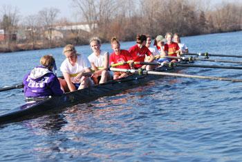 Pioneer Women s boat