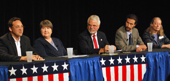 Washtenaw County commissioner candidates for Districts 10 & 11