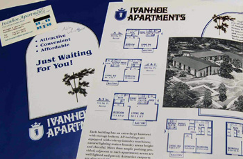 Ivanhoe Apartments brochure