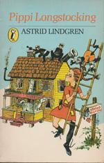 """Cover of Astrid Lindgren's """"Pippi Longstocking"""""""