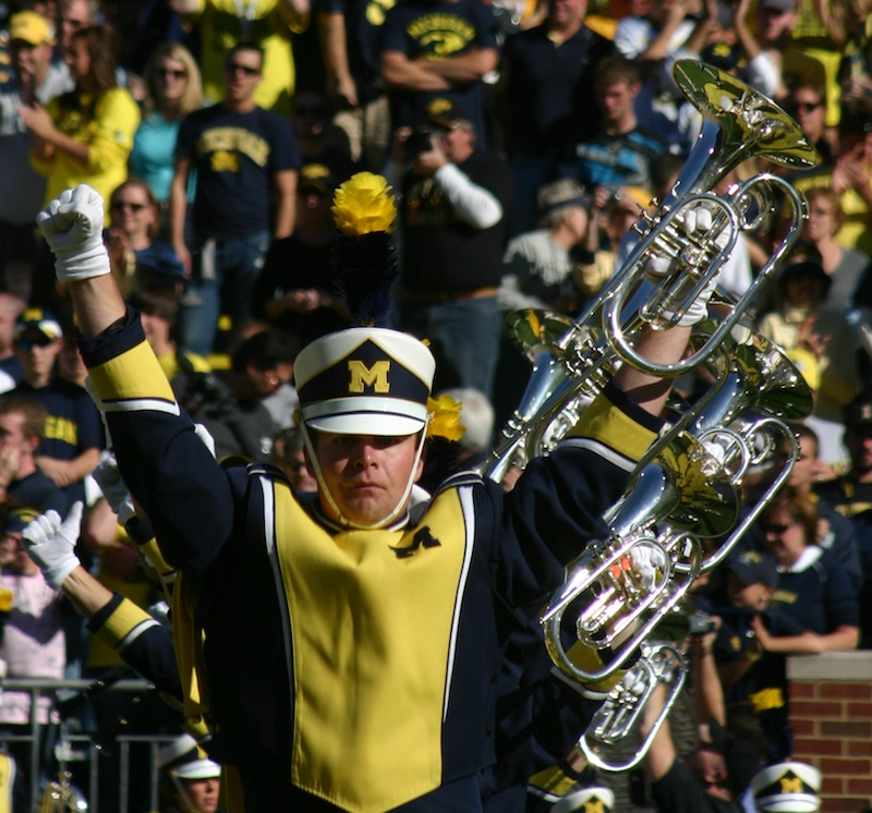 marching band leadership essay Unlike other scholarships for marching band members which colleges offer no-essay scholarships for marching band average award for leadership position.
