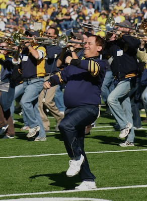 Michigan Alumni Marching Band