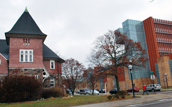 Memorial Christian Church and UM Ross School of Business