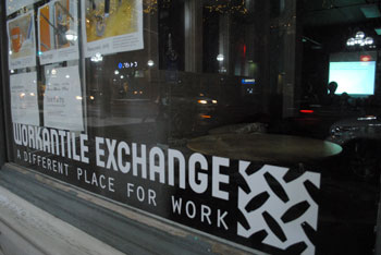 Workantile Exchange WIndow