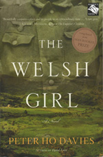 "Book cover for ""The Welsh Girl"""