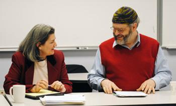 Catherine McClary, Larry Kestenbaum
