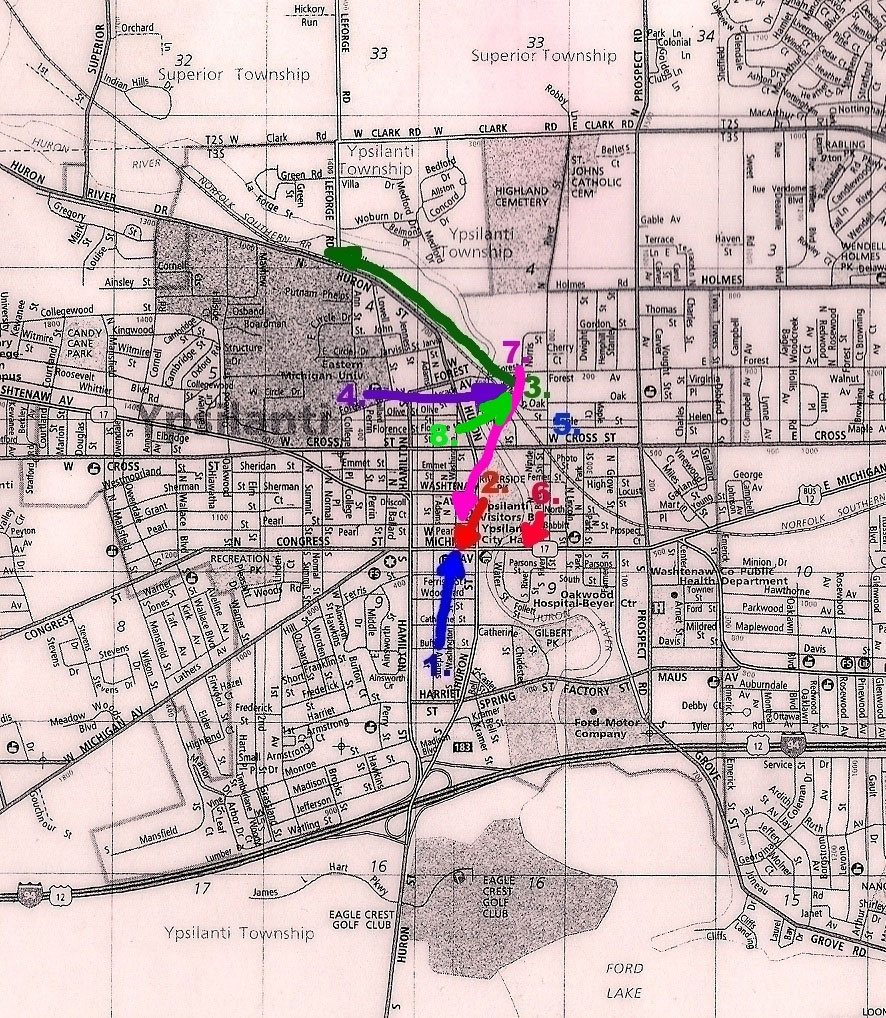 The Ann Arbor Chronicle Neighborhoods 1910 Ford Tractor Electrical Wiring Diagram Ypsilanti Commuting