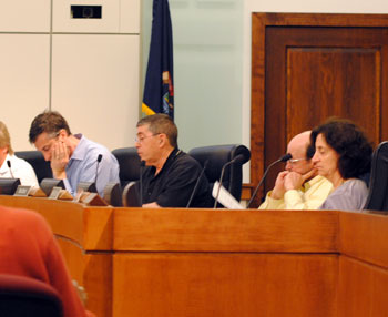 city of Ann Arbor park advisory commission FY 2012 budget