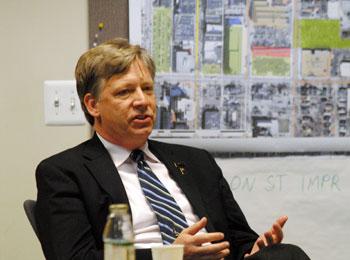 Russ Collins DDA board member