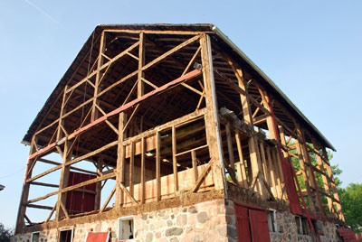 Scio Church Road Barn angle-west-face-small