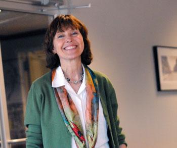 Susan Pollay, executive director of the DDA