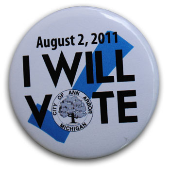 Primary elections in the city of Ann Arbor this year fall on Tues. Aug. 2.