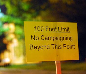 100-foot-limit Slauson Middle School