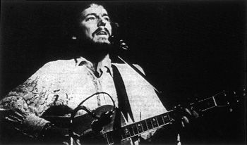 Gordon Lightfoot at Hill Auditorium 1972