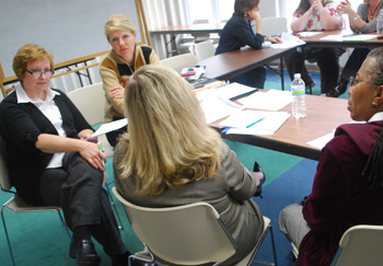 Washtenaw Literacy Coaltion meeting
