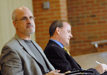 Brad Moore, Bob Keane