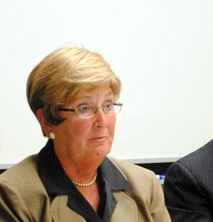 Patricia Green Superintendent of Ann Arbor Public Schools