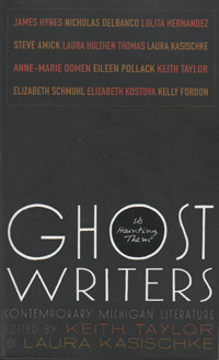 "Cover of ""Ghost Writers"""
