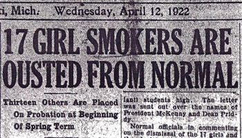 Smoker Headline