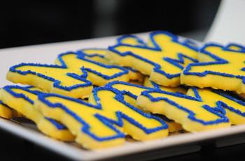 Block M cookies