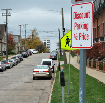 Ashley Discount Cheap Parking Ann Arbor