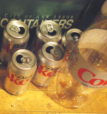 diet-coke-containers