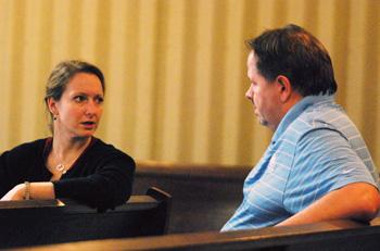 Jen Lawson, Doug Kelly