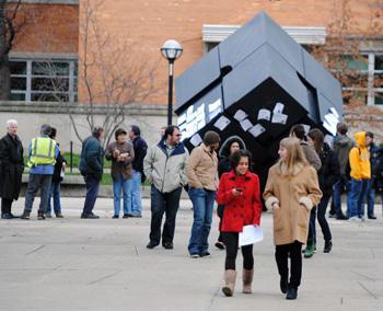 Occupy UM protesters