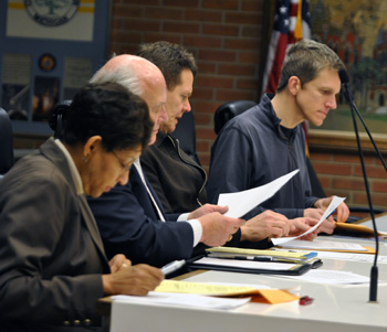 Ann Arbor planning commissioners