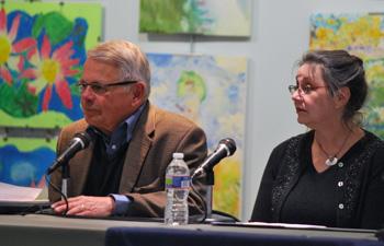 Bob Guenzel, Sabra Briere