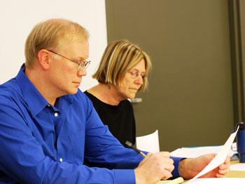 Jim Kenyon, Patricia O'Rorke