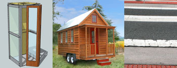 Spaces Tiny Houses