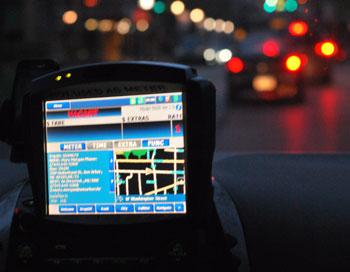 Taxicab Meter Ann Arbor